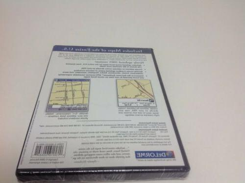 Delorme Mapping Atlas 2005 Sealed