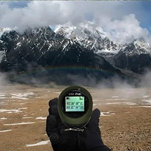 Ugetde GPS with for Outdoor Navigation Location