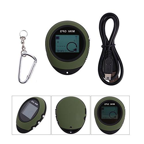 VGEBY Mini Locator, GPS for Hiking Hunting