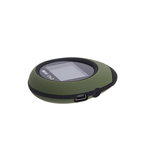 VGEBY GPS Locator, Waterproof GPS Exploration