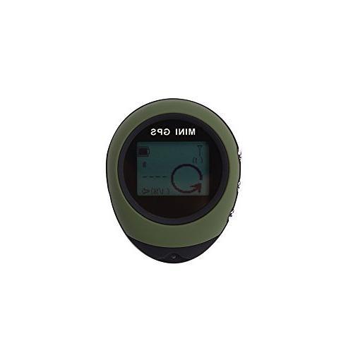 VGEBY Mini GPS Tracker Locator, Waterproof GPS,Personal Pocket