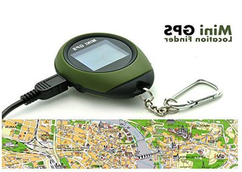 Winterworm Outdoor Mini Portable Navigation Finder Dot For Biking Geoaching Wild Exploration