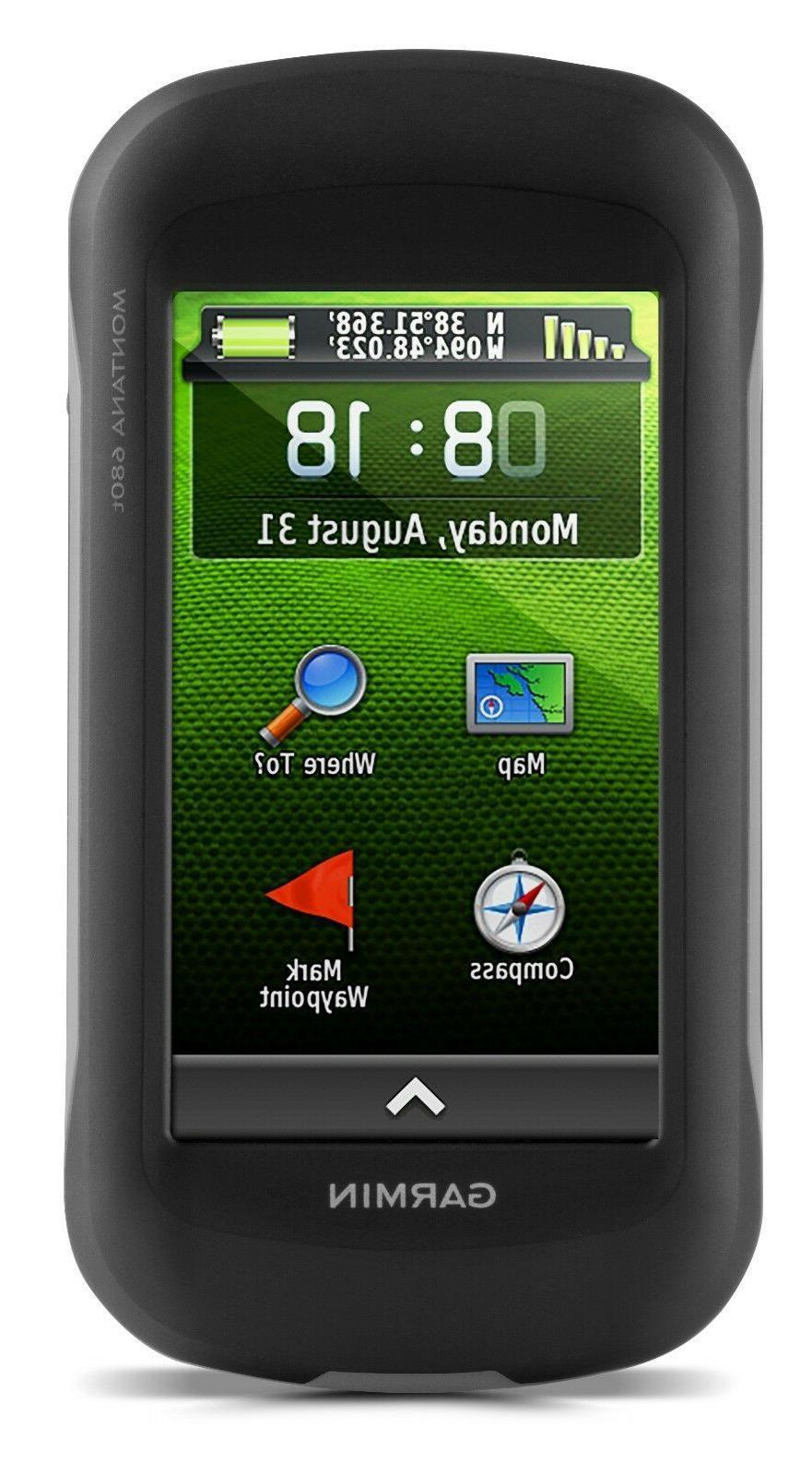 Garmin GLONASS Handheld w/ mp TOPO