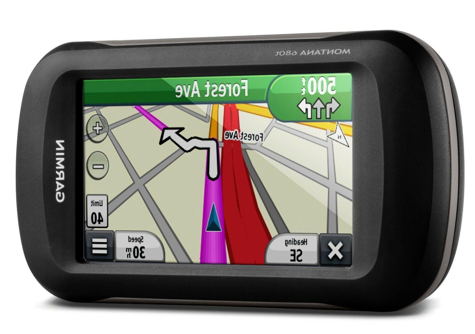 Garmin GPS GLONASS Handheld w/ mp 010-01534-11