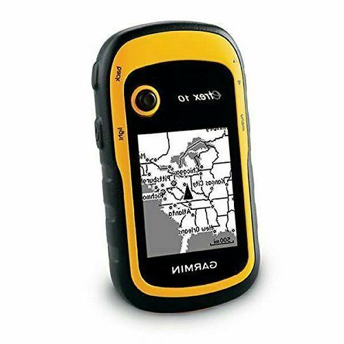 NEW Garmin Worldwide Handheld GPS 010-00970-00