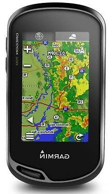 New Garmin Oregon 750t North America USA Handheld Geocaching