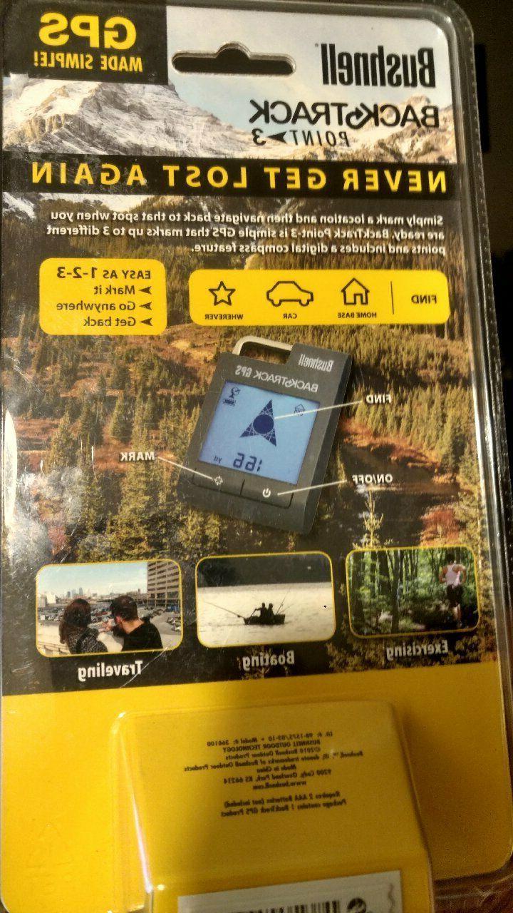 NEW Point-3 Handheld GPS Digital