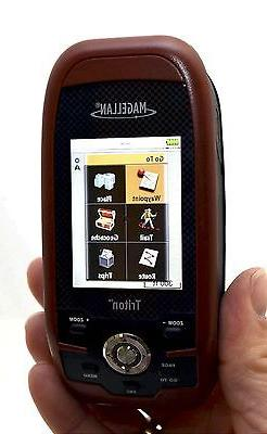 NEW Handheld GPS Navigator Unit portable waterproof hiking
