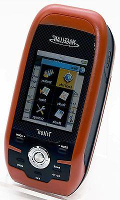 NEW Magellan Triton 500 Handheld Outdoor GPS SD-Slot waterpr
