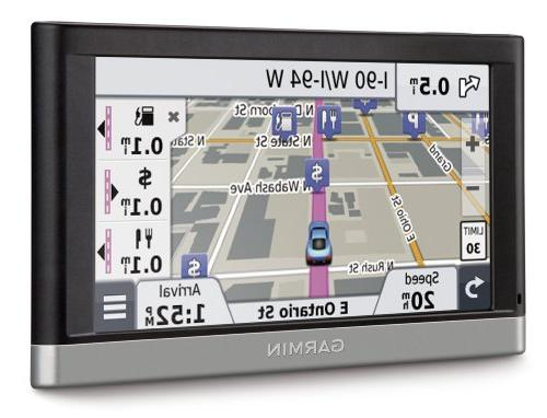 GARMIN GPS Navigation Lifetime Map &