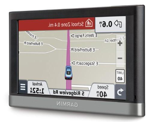 GARMIN GPS Map & Traffic Update