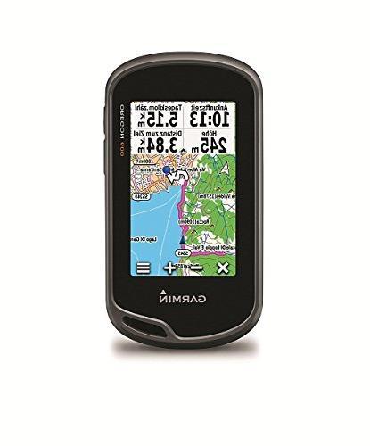oregon 600 worldwide handheld gps