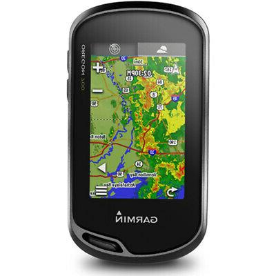 oregon 700 handheld gps with built in