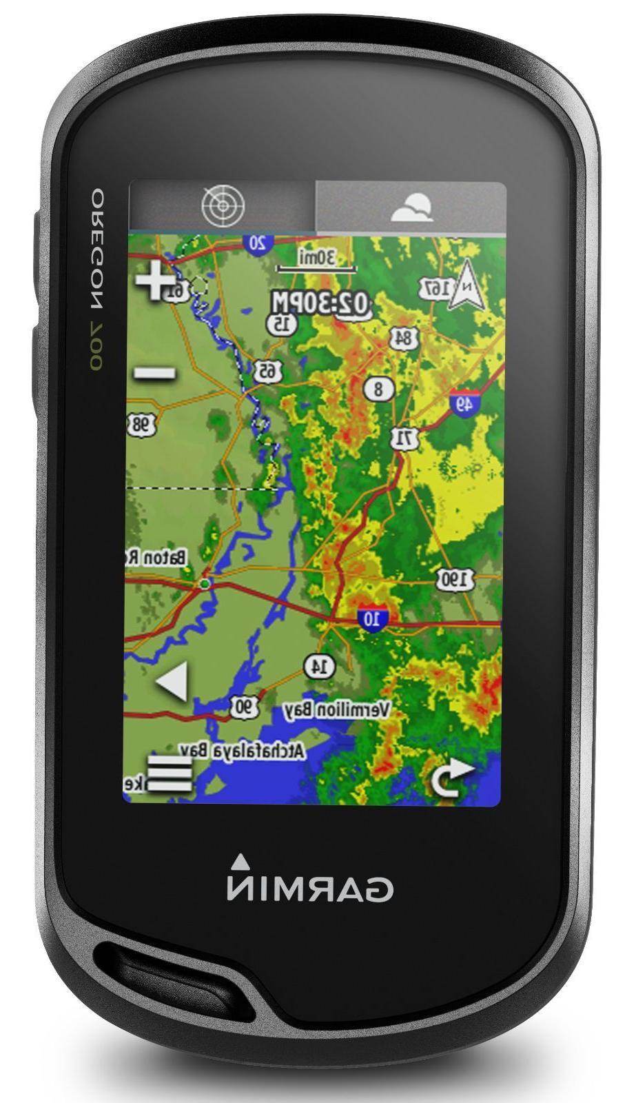 oregon 750t north america usa can handheld