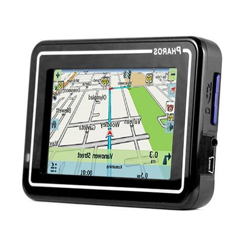 Pharos PDR200 Portable GPS