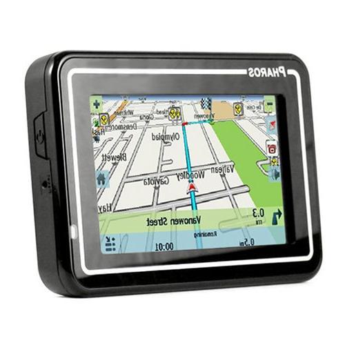 Pharos 4-Inch GPS Navigator