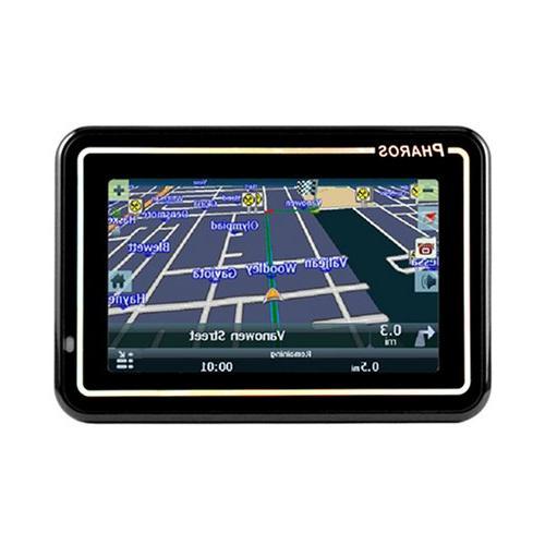 pdr200 portable gps navigator