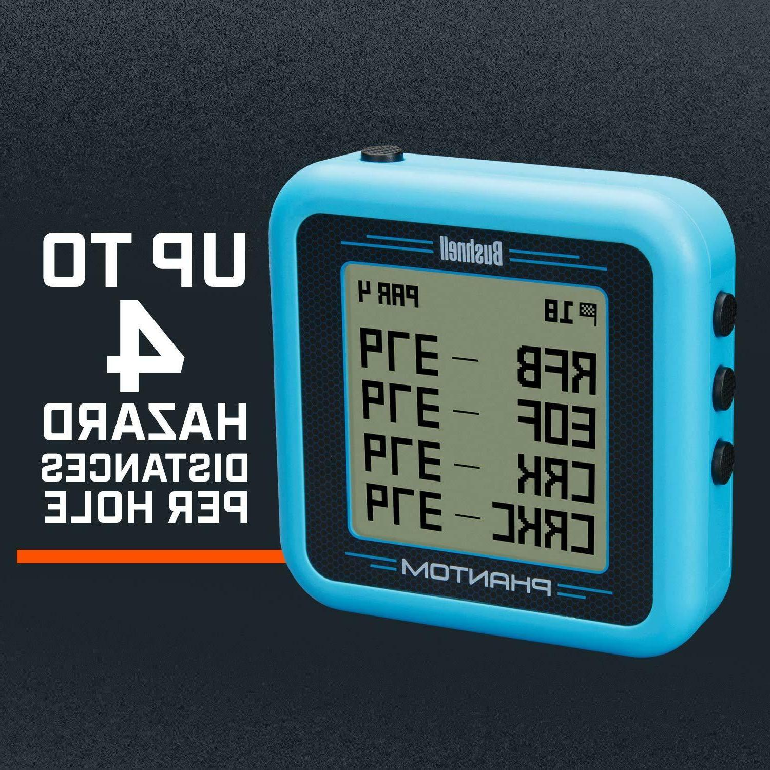 Bushnell GPS - Blue