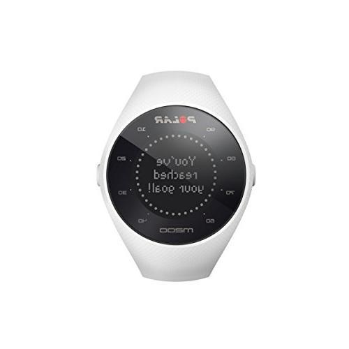 Polar GPS Watch Bundle | Includes Extra Silicone Wrist Band Car/Wall Running Watch HR