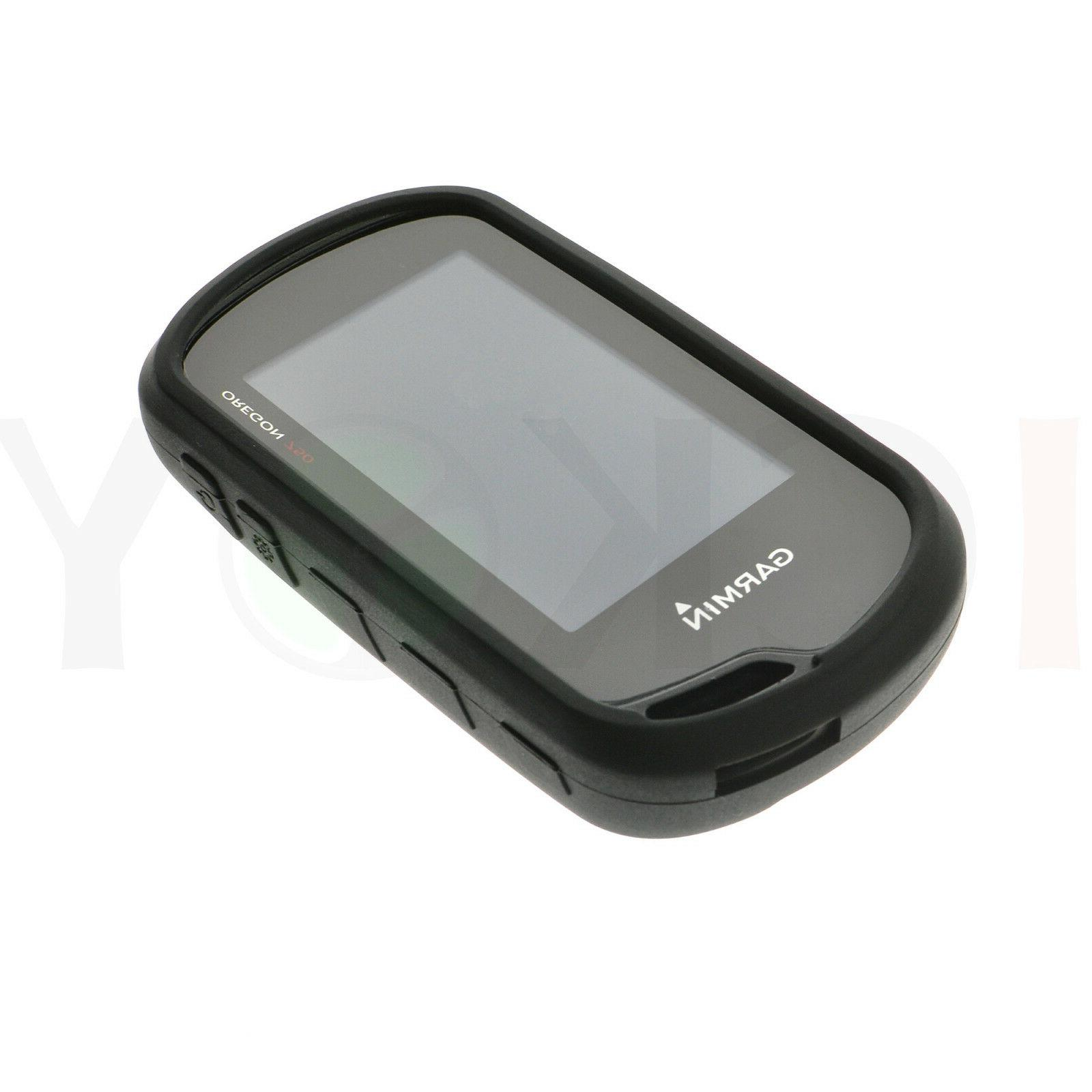 protect black case for handheld hiking gps