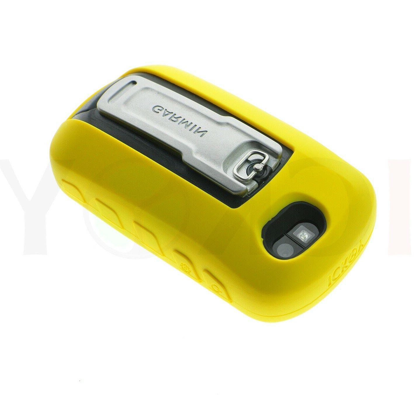 Protect Yellow Case Handheld Oregon 600 650 700 750