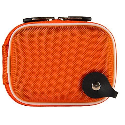 Vangoddy Orange EVA for Garmin Edge/Approach/eTrex