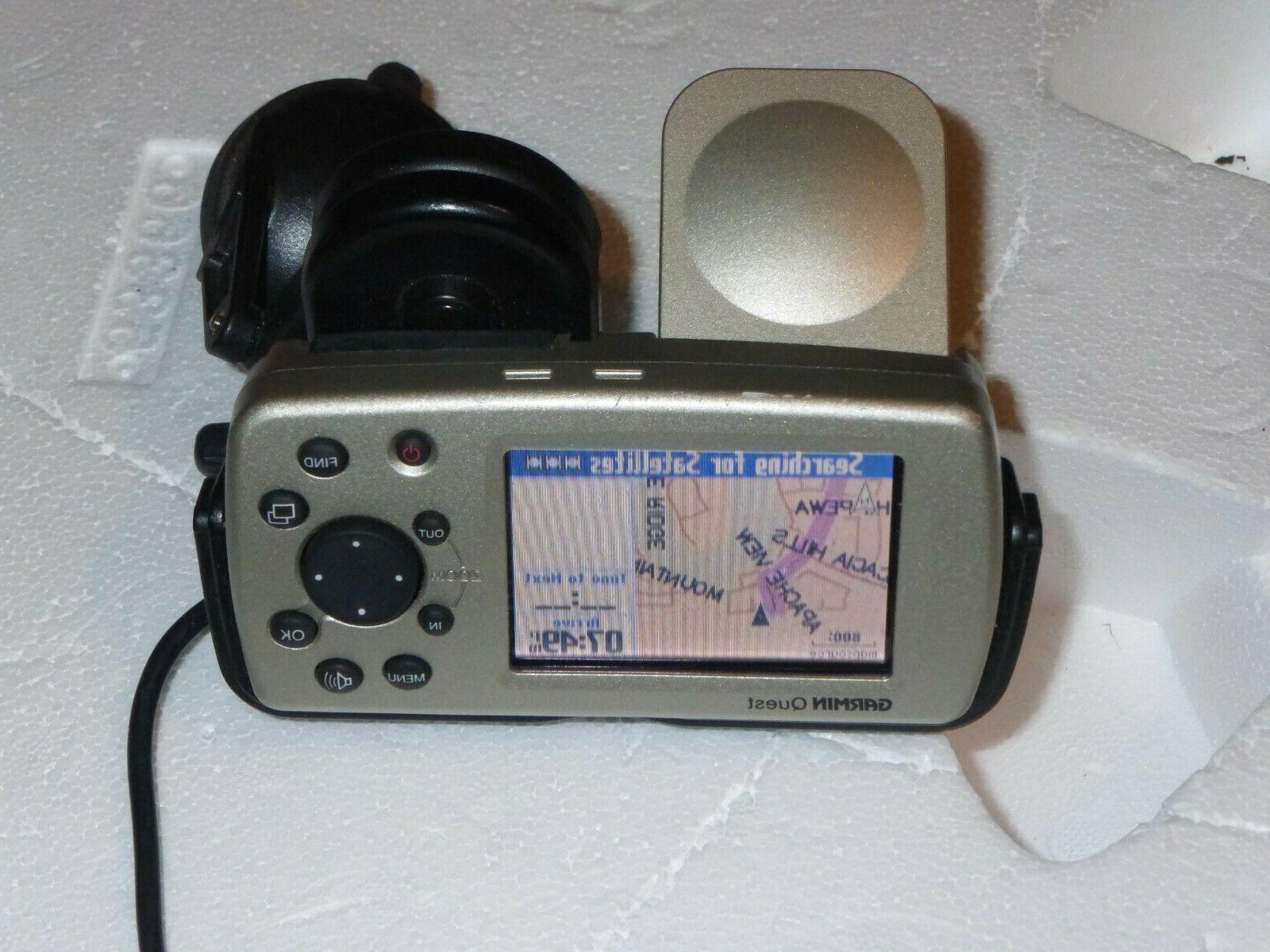 quest handheld gps unit version 2 80