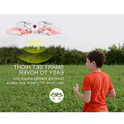 FZy RC Quadrocopter with WiFi Real-time Sharing Flashing Light RC