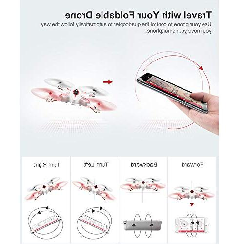 FZy Drone Quadrocopter with WiFi Real-time Sharing RC Helicopter Drones