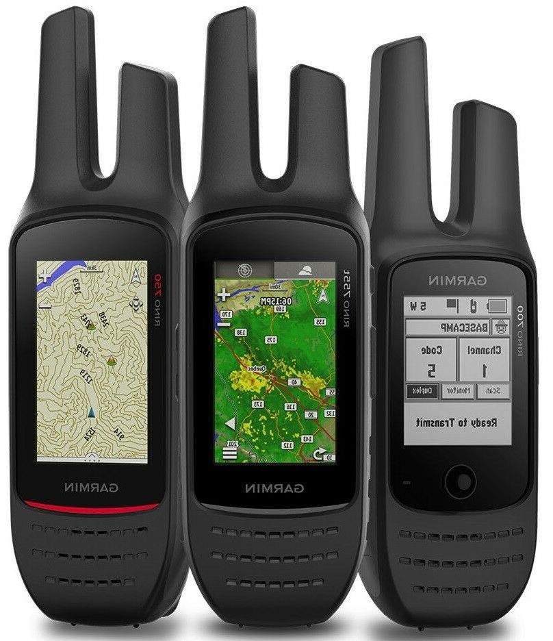 Garmin Rino 700 Navigator Handheld Communicator Radio 010-01958-20