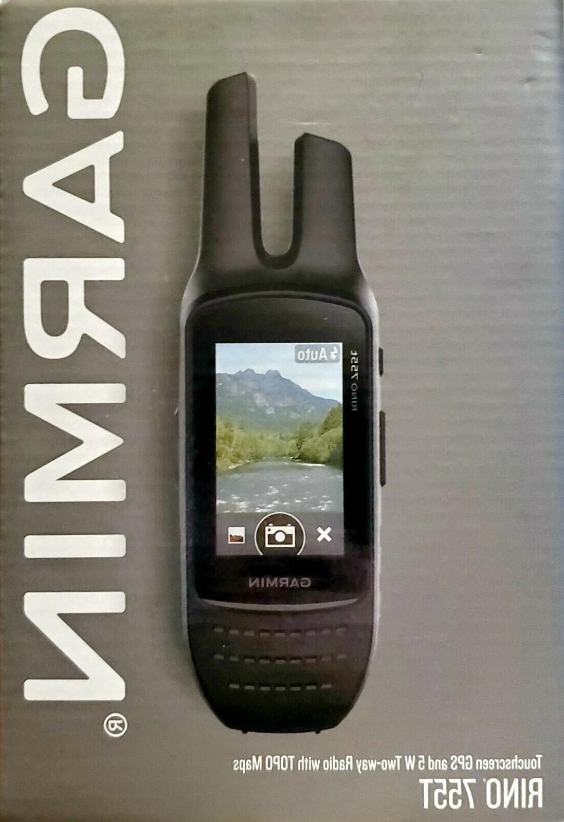 rino 755t rugged handheld 2 way radio
