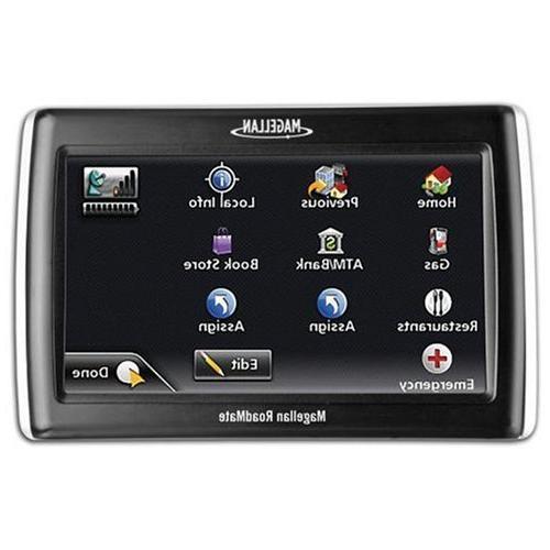 roadmate 1470 widescreen portable gps
