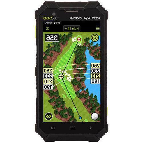 sky golf sx500 gps