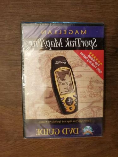 Magellan Handheld GPS Base