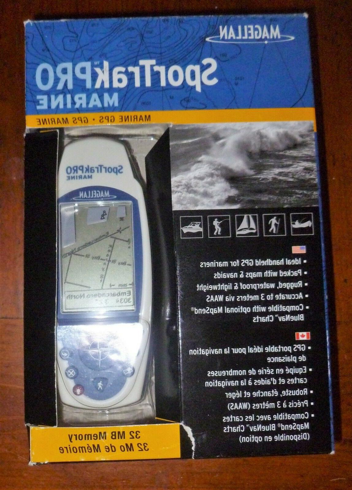 sportrak marine waterproof gps