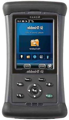 TDS Trimble Nomad 1050L Rugged Handheld Data Collector PDA C