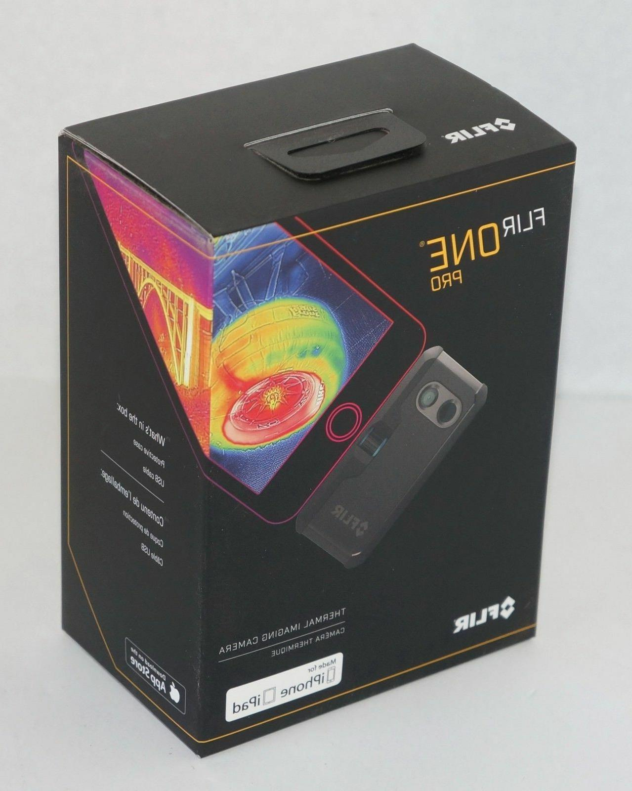 Flir Thermal Attachment Android and iOS