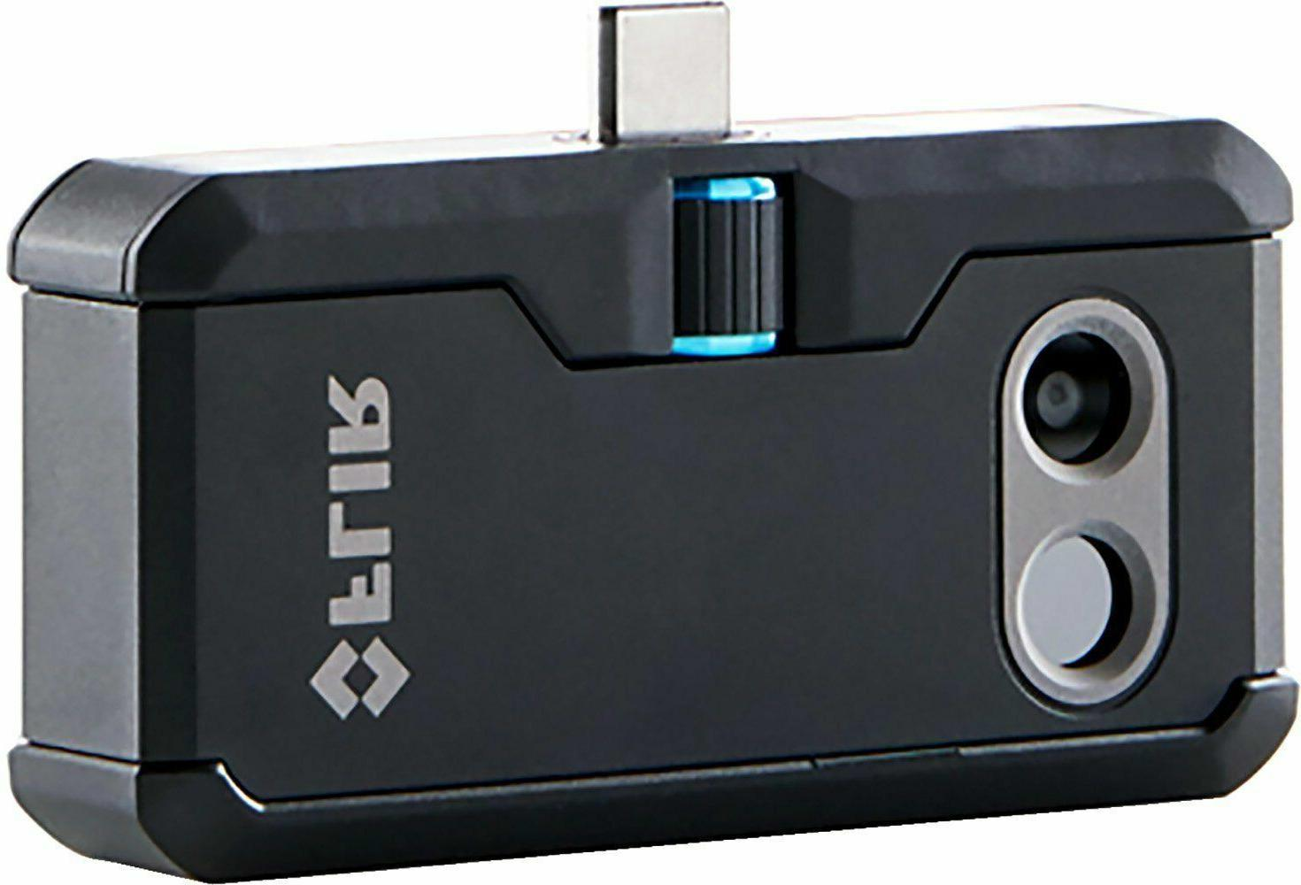 Flir Thermal Attachment and iOS