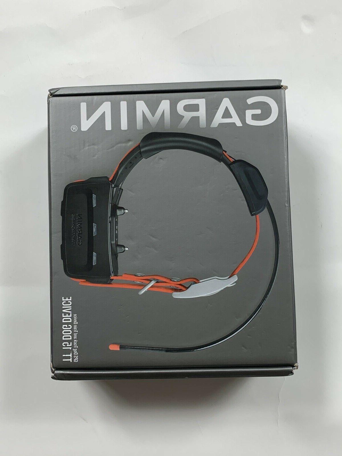 Garmin 15 GPS Mini Tracking Training Collar- Worn Device