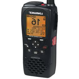 LOWRANCE LINK-2 VHF/GPS HAND HELD RADIO