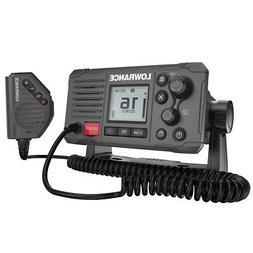 Lowrance Link-6 VHF Marine Radio w/DSC - Grey 000-13543-001