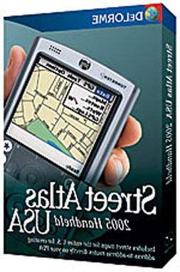 Delorme Mapping Street Atlas 2005 for Handhelds