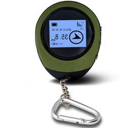 Mengshen Mini GPS Receiver Tracker + Location Finder with Ke