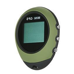 KKmoon Mini GPS Tracker Portable Keychain Locator Handheld T