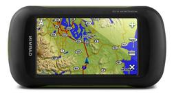 Garmin Montana 610 Handheld GPS Navigator - Portable, Mounta