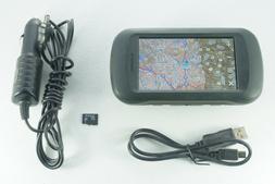 Garmin Montana 650t Handheld GPS w/ Upgraded TOPO U.S. 24K W