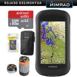 Garmin Montana 680t Handheld GPS - 010-01534-11 with 32GB Ul