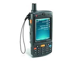 Motorola MC75 Handheld Computer - SiRF III Integrated GPS /