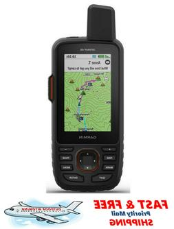 Garmin GPSMAP 66i GPS Handheld Satellite Communicator GPS w/