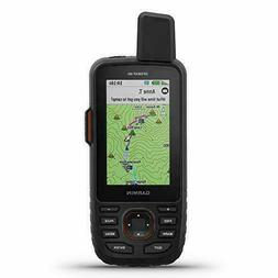 NEW 2019 Garmin GPSMAP 66i GPS Handheld Satellite Communicat